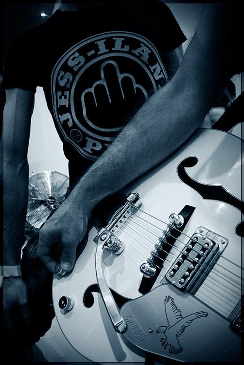 Guitar Blaireau