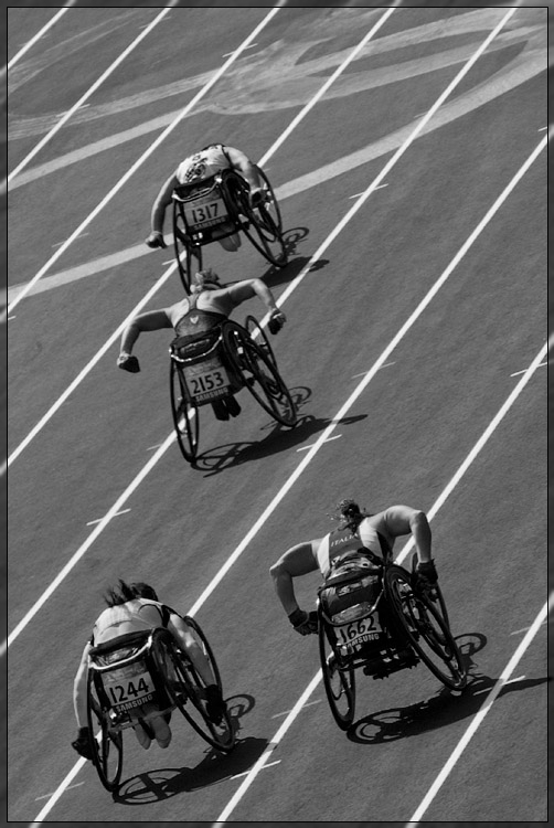 Paralympics - Race