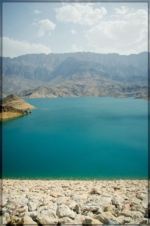 Wadi Dayqah Dam 2