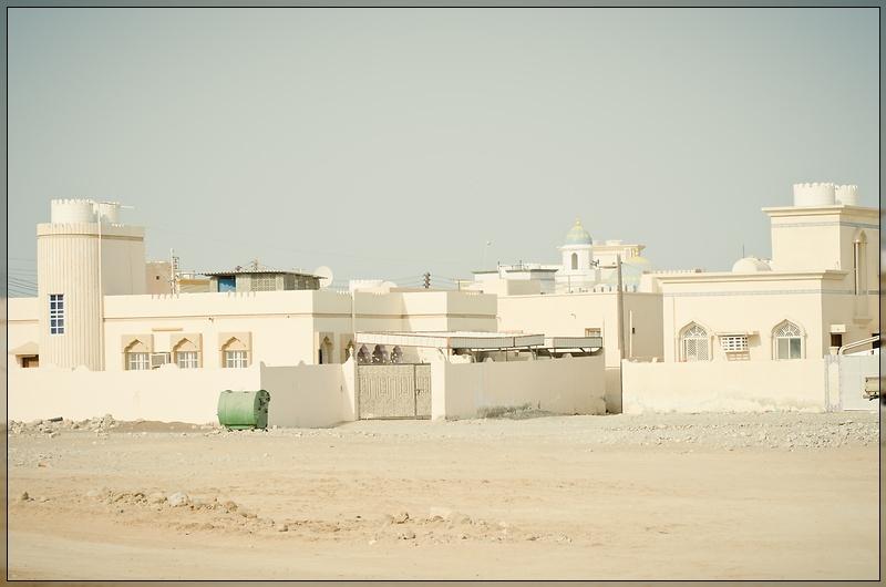 Qurayyat - Houses
