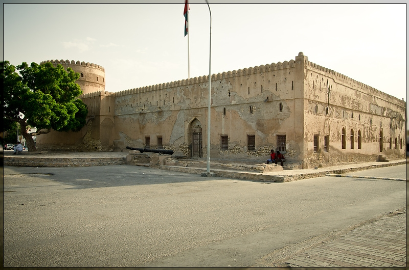 Qurayyat - Fort