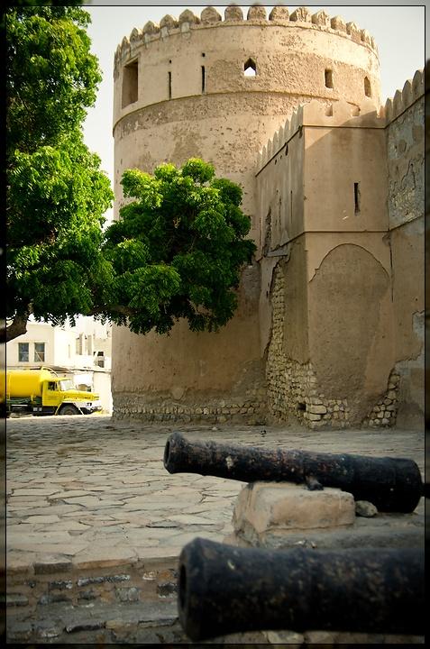 Qurayyat - Cannon