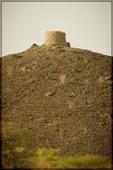 Djebel Shams - Tower