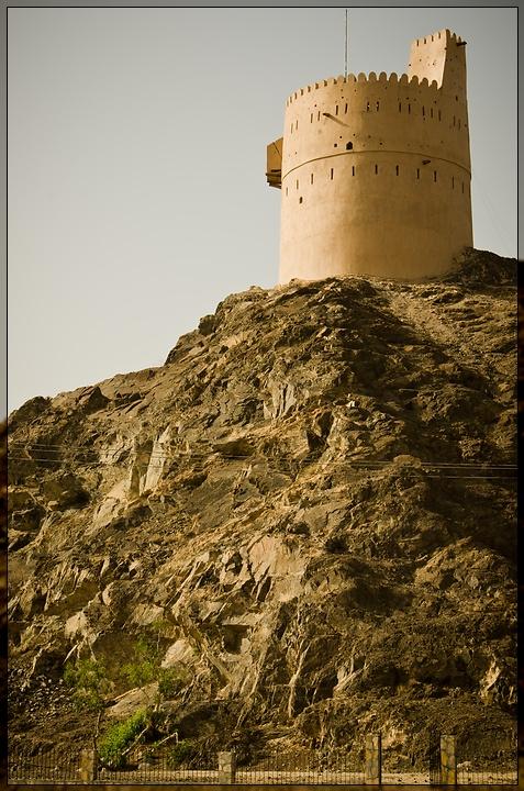Djebel Shams - Other Tower