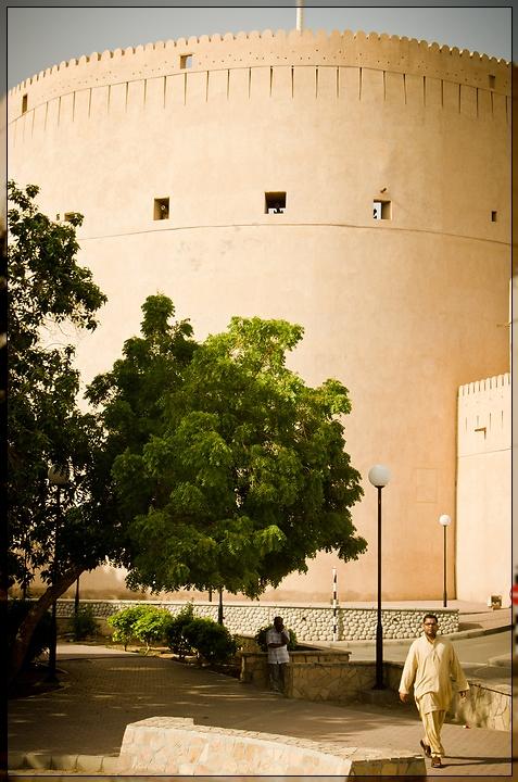 Nizwa - Fort Tower