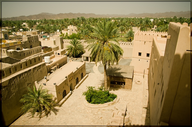 Nizwa - City View