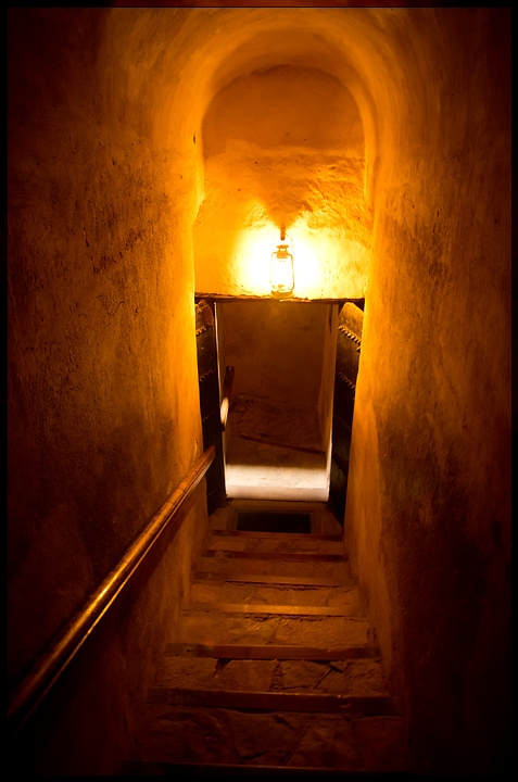Masirah - Inside the Fort