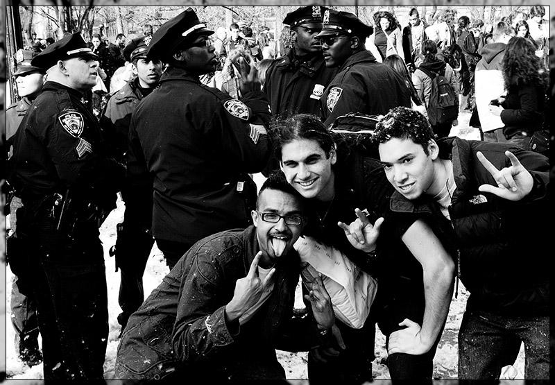 Pillow Cops