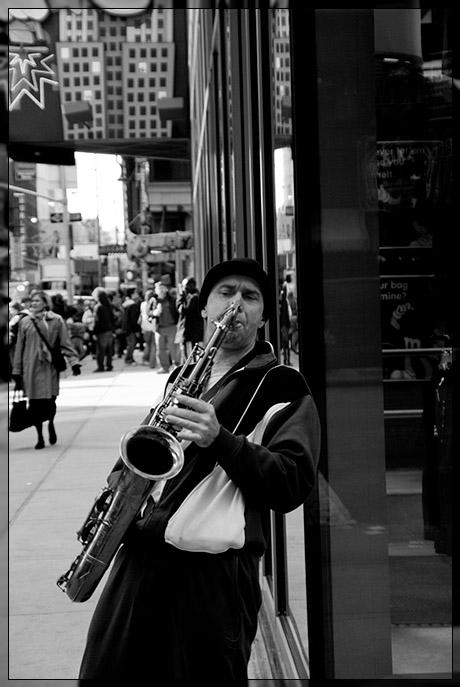 Streets Of Manhattan - Jazzman