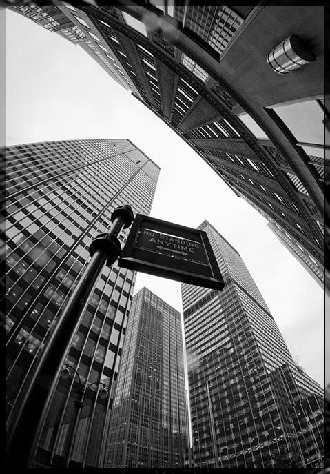 Streets Of Manhattan - Buildings